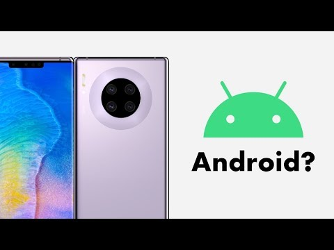 Huawei Mate 30 Pro ohne Android-Lizenz?