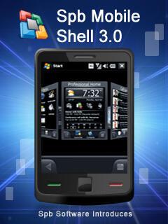 Benutzeroberfläche SPB Touch