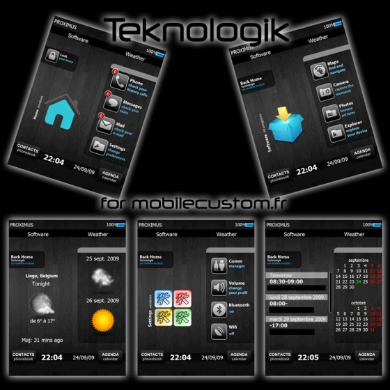 Skin Styling Theme themes
