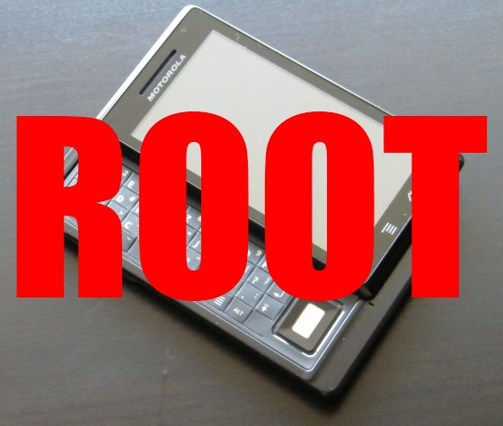 Custom droid milestone Motorola ROM root Update