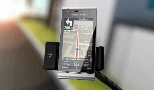 Navigation-2 Sony Ericsson