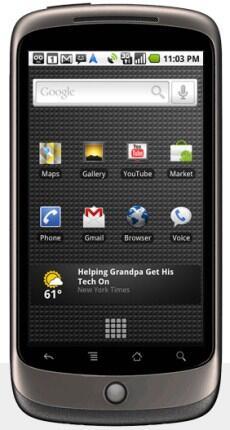 Android Nexus One