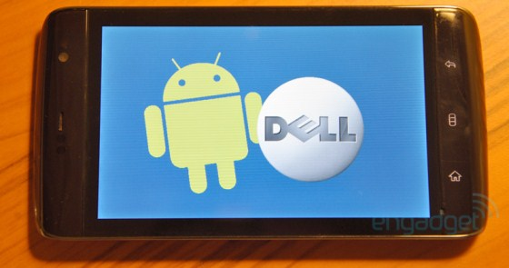 Android Dell Tablets