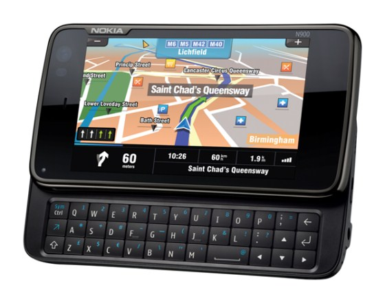 Maemo N900 Navigation-2 Nokia
