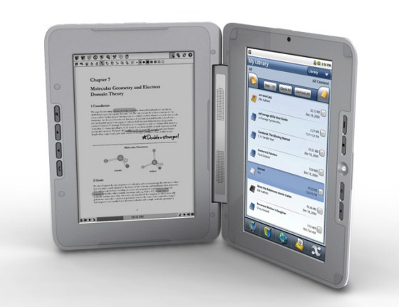 Android e-book reader