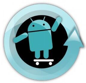 Android Cyanogenmod Firmware mod