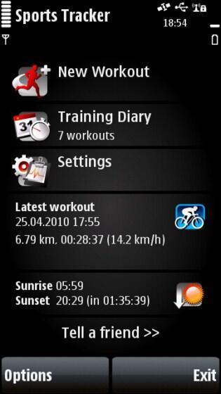 Sport Symbian
