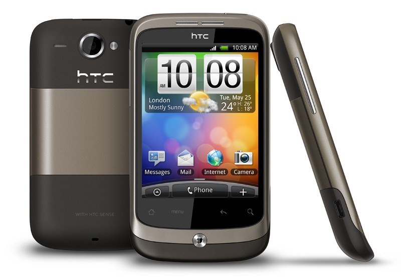 Android HTC wildfire