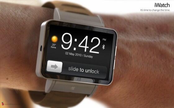 Apple Gadget gerüchte iWatch smartwatch