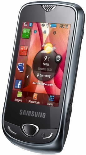 corby s3370 einsteiger smartphone von samsung vorgestellt. Black Bedroom Furniture Sets. Home Design Ideas
