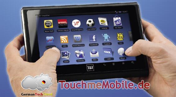1und1 Android Leak smartpad Tablets