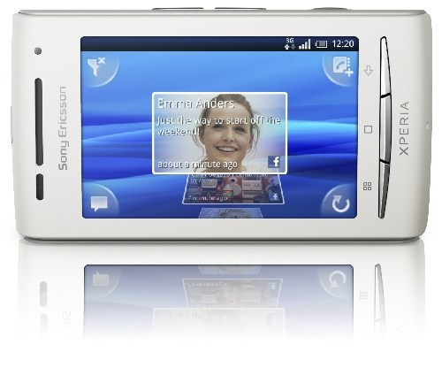 Android Sony Ericsson Unboxing Video
