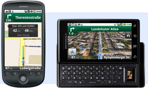Android Google Maps Navigation-2
