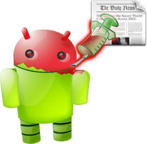Android app Medien viren