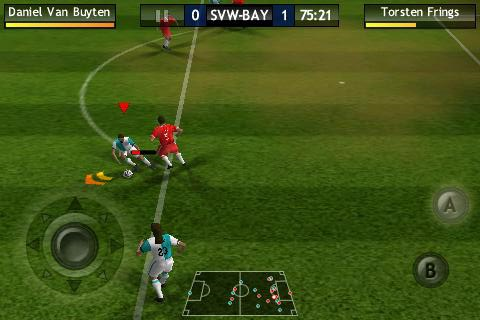 Android Free Apps,Games: FIFA 10 v1.53 Free for Android download