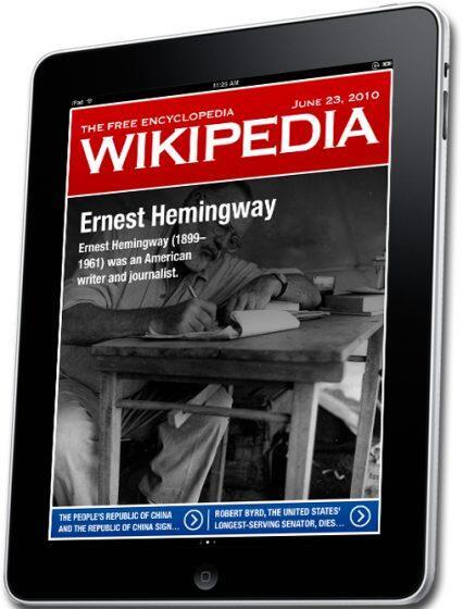 Apple iPad wikipedia