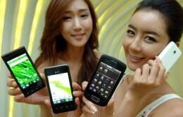 Android LG optimus