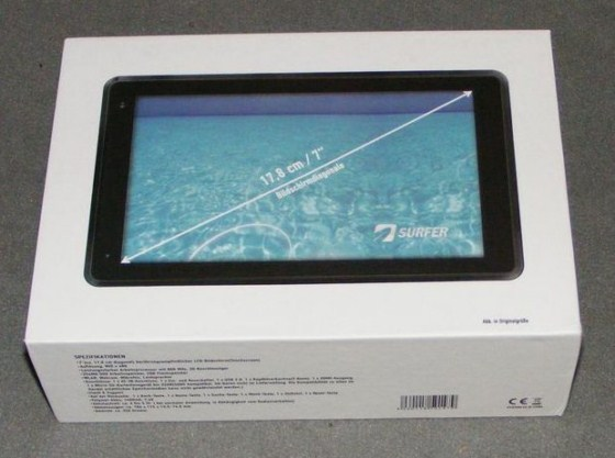 Android marktkauf Smartbook Tablets Unboxing