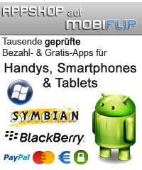 Android Apps BlackBerry-Apps blog Internes mobiflip Symbian Windows Phone-2