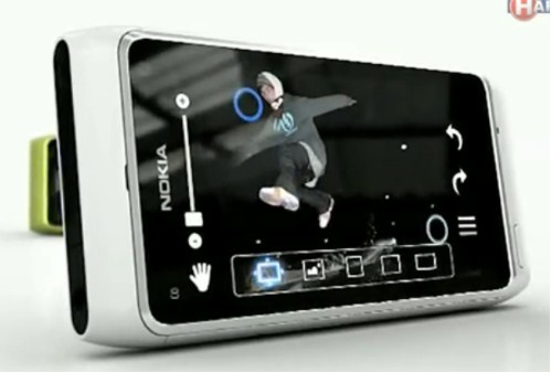 N8 Nokia Symbian Video