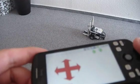 Android lego Remote