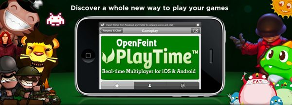 Android iOS openfeint