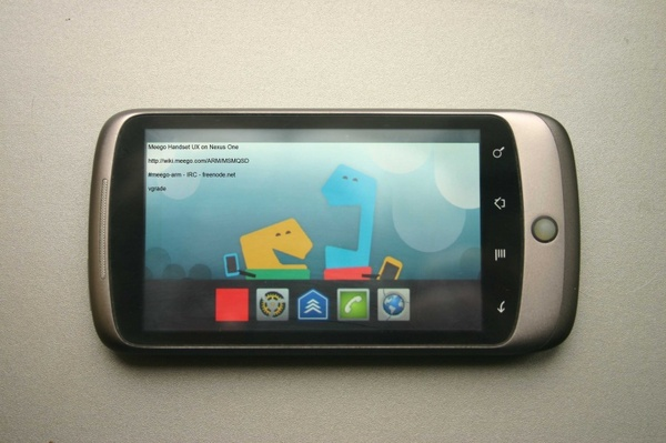 Android Flash hack MeeGo modding