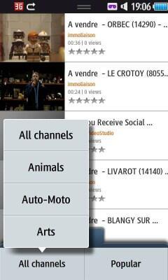 Bada Samsung Video