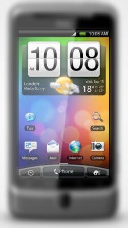 Android HTC Leak port Sense