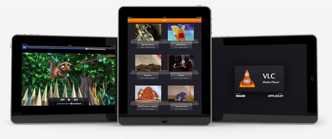 app iOS Media Player Update vlc
