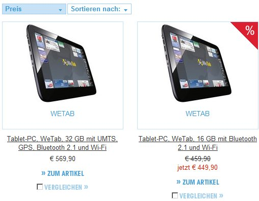 Android Linux otto Tablets wetab