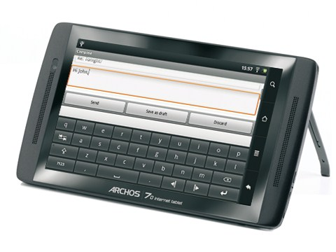 Android Archos Tablets