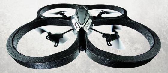 ar.drone Gadget iOS iPod nerd PARROT Zubehör-2