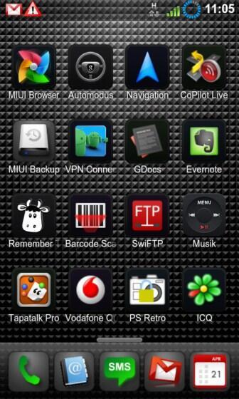 Android Devs & Geeks hack miui modding ROM
