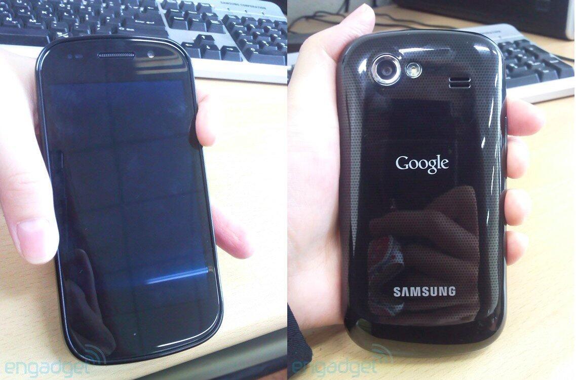 Android Google Leak nexus s