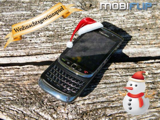 BlackBerry-Apps blog Gewinnspiel Internes