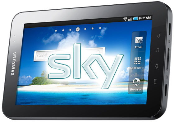 Android app Samsung Sky TV
