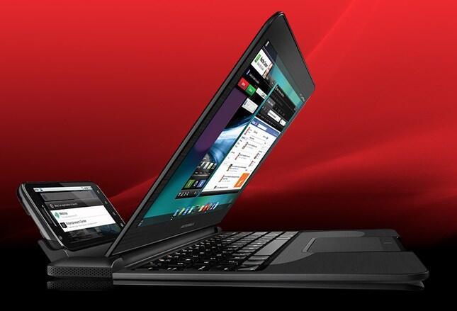 Android atrix desktop Dock laptop Motorola Netbook Zubehör-2