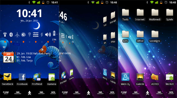 multipicture livewallpaper mobiflip MultiPicture  Live Wallpaper  Android App