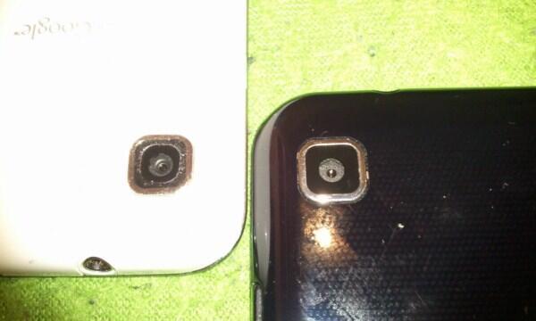 Android cam Galaxy S Kamera Samsung