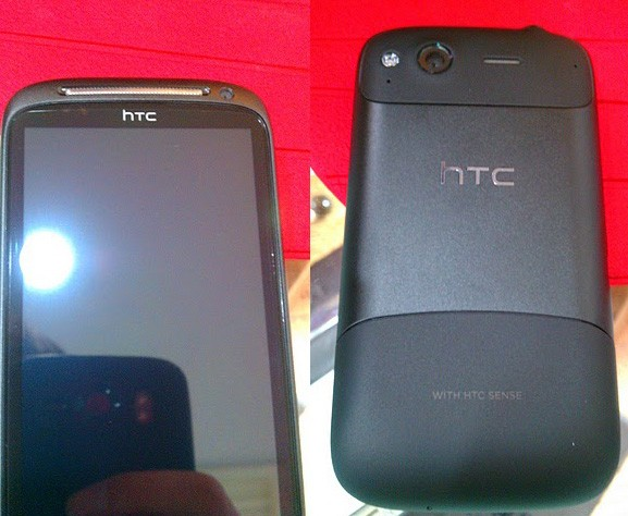 Android Desire HTC Leak