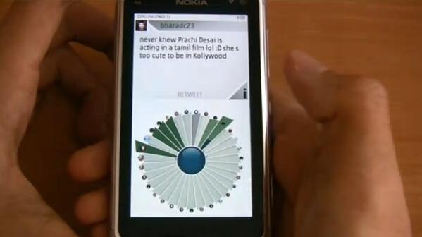 freeware N8 Nokia symbian^3 twitter