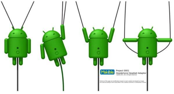 adapter Android Headset Konzept Zubehör-2
