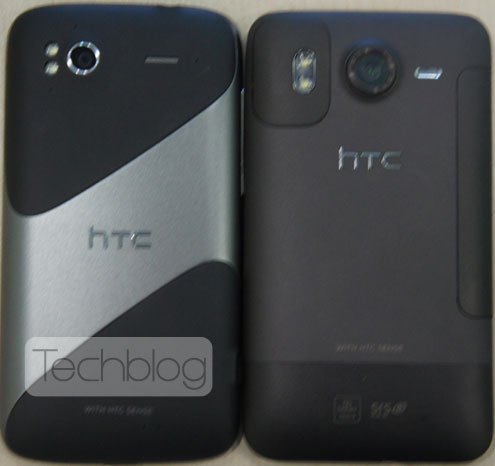Android HTC Leak Pyramid