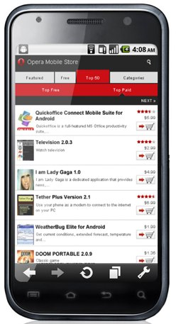 Android Apps BlackBerry-Apps Java Opera palm Symbian Windows Phone-2