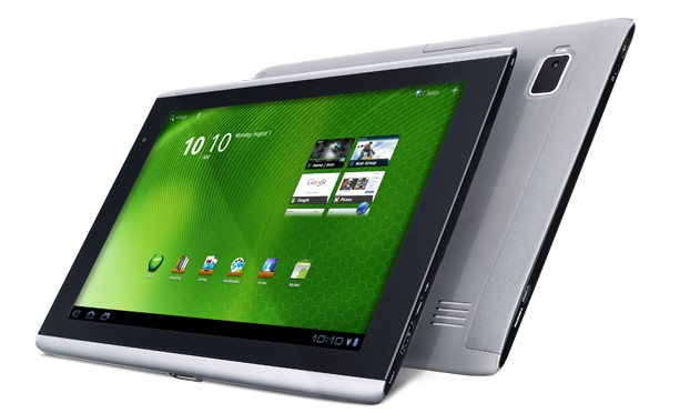 Acer Android deutschland Honeycomb iconia tab a500 media markt