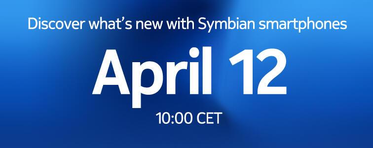 april event Nokia Symbian