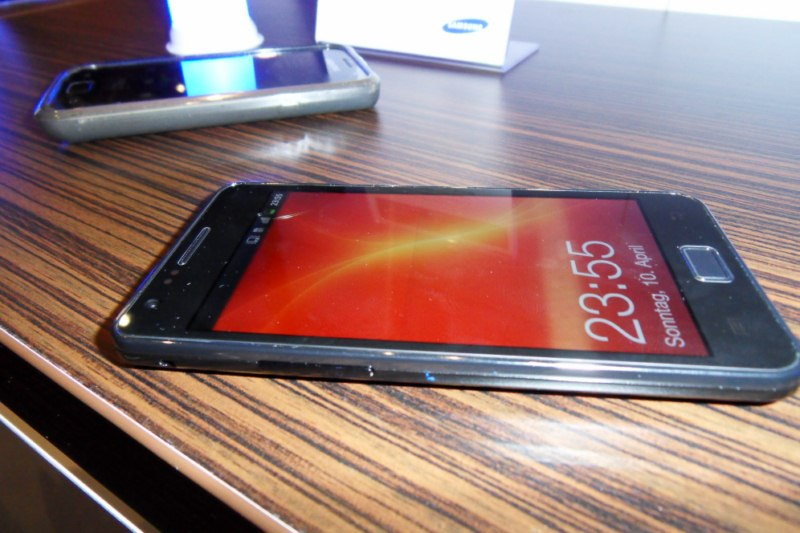 Android Fotos galaxy s 2 Galerie Samsung