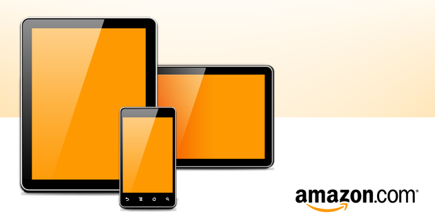 3D amazon Android Display