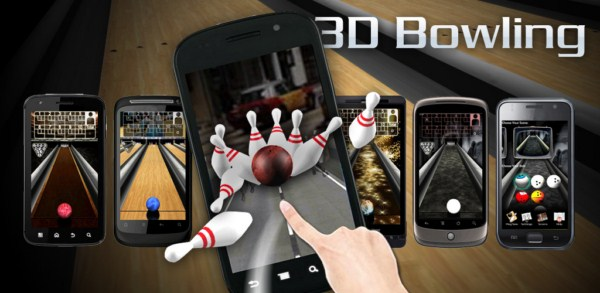 3D Android fun Game Spiel